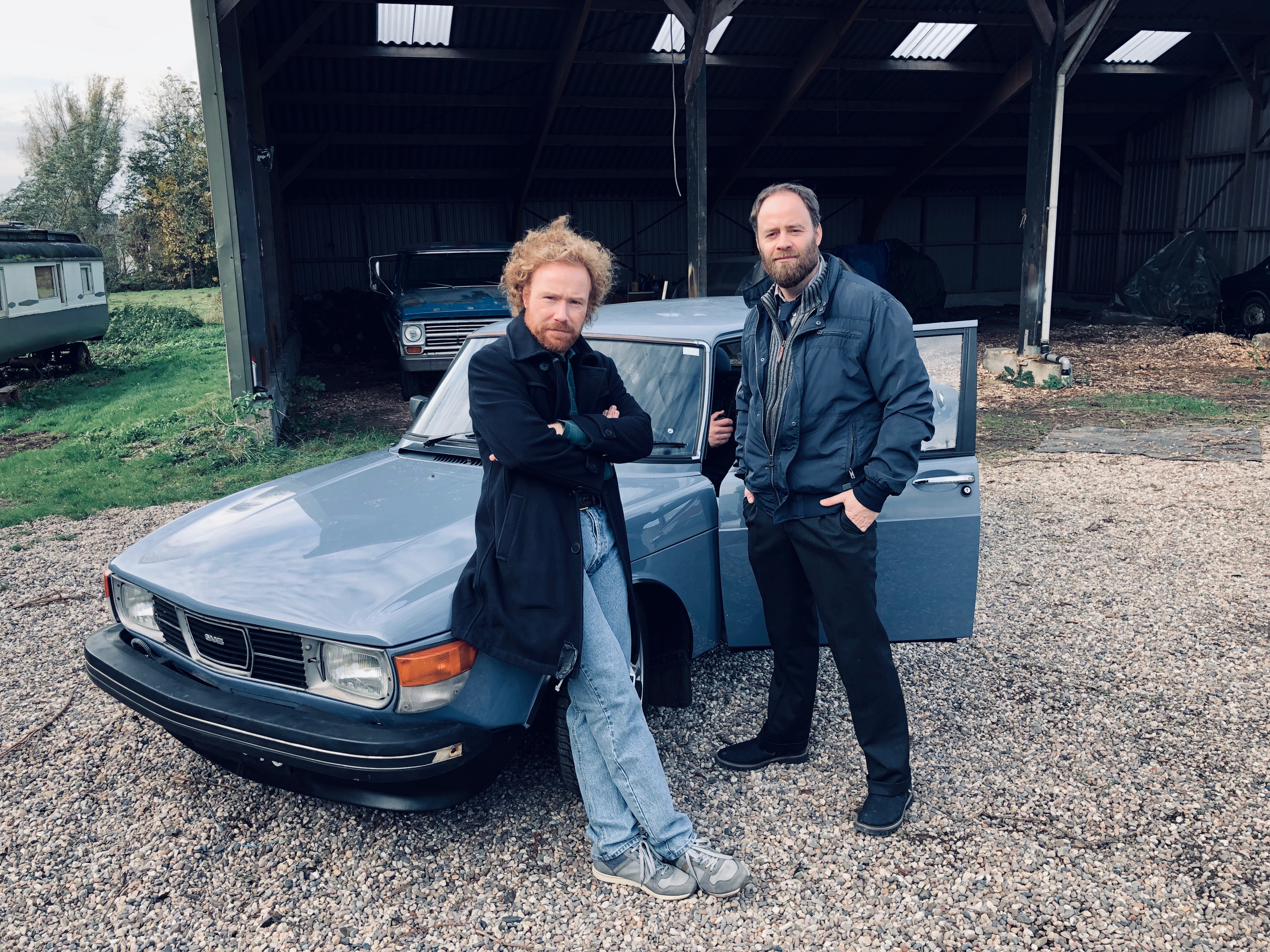 Ewald Polmans (Jochum Ten Haaf) & Vincent Lodder (Jeroen Laan)