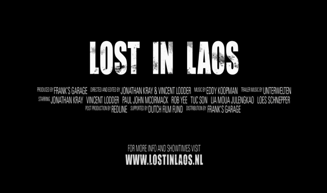 LOST IN LAOS - DIRECTORS CUT - 45 MIN